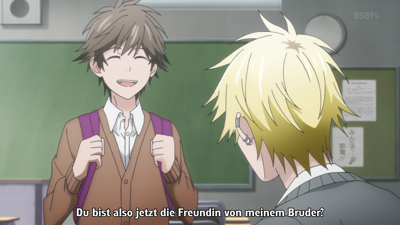 Hitorijime My Hero Folge 8 deutsch fansub